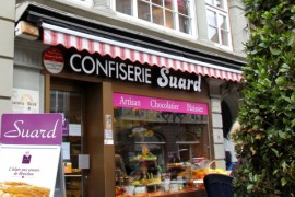 Boulangerie-Pâtisserie-Confiserie Suard
