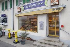 Bäckerei Grandjean Frères