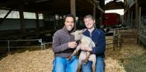 L'agneau fribourgeois