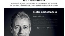 20 avril 2018: Ambassadeur du Terroir de Fribourg