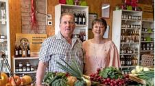 Terroir Fribourg promeut son label, qui est encore pu connu des producteurs de la région