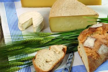 Freiburger Käse-Brot-Soufflé