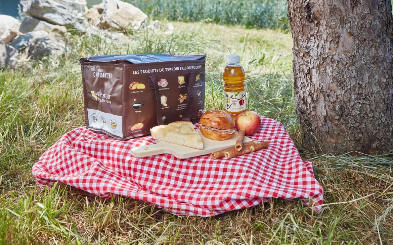 Découvrez la Picnic-Box Fribourg Région