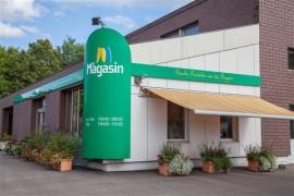 Institut agricole de Grangeneuve / Geschäft