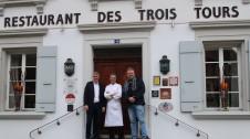 """November 2017: Alain Baechler, Sternekoch des Restaurants """"Des Trois Tours"""" wird Botschafter von Terroir Fribourg"""