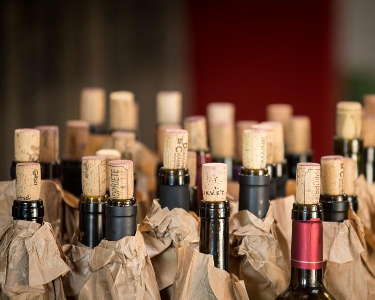 Wein aus dem Vully