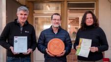 01.19 - Nach dem Bourgeon BIO erhält nun auch der Mont Vully Käse das Label «zertifiziert Terroir Fribourg»!