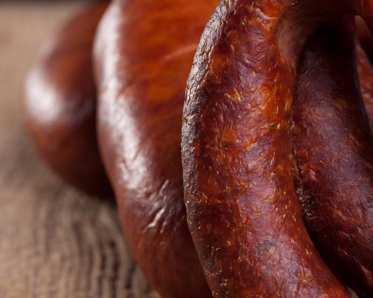 Le saucisson fribourgeois