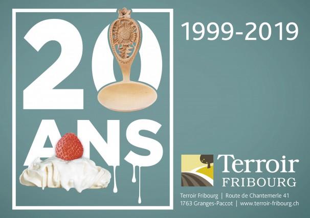 20 ans de promotion du terroir fribourgeois