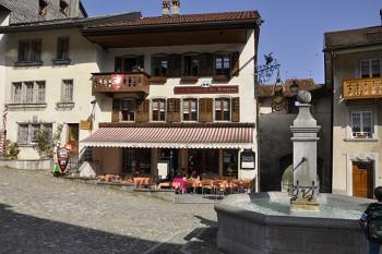 Café-Restaurant des Remparts
