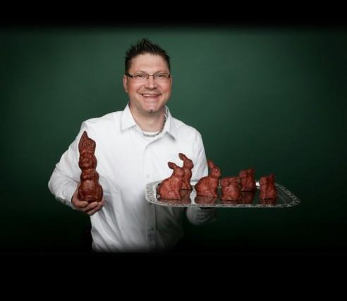Versuchen Sie an Ostern einmal einen Salami-Osterhasen!