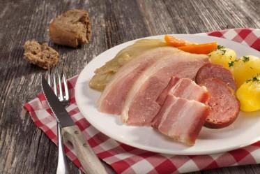 Jambon de la Borne et saucisson fribourgeois